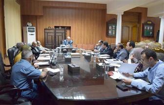 """رئيس جامعة بني سويف: تركيب خط """"فايبر"""" بالمدن الجامعية طلبة وطالبات  صور"""