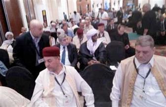 القوى الوطنية الليبية في بيانها الختامي: دعم لا محدود للقوات المسلحة في مواجهة الإرهاب.. وتقدير لجهود مصر