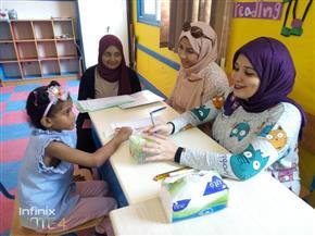 المدارس المصرية - اليابانية تستأنف إجراء المقابلات الشخصية للطلاب المرشحين| صور