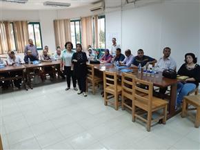 تنظيم ورشة عمل للتوعية بآليات حماية الطفل ومناهضة ختان الإناث بسوهاج | صور