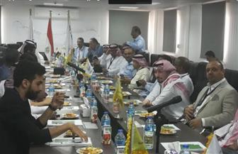 وفد مستثمرين سعودي يزور مدينة العلمين الجديدة ويشيد بالإنجازات والفرص الاستثمارية بالمدينة