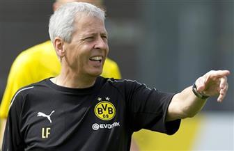مدرب دورتموند يعترف بصعوبة المنافسة في الدوري الألماني
