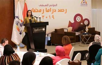 مايا مرسي: بطولة نسائية في 8 مسلسلات برمضان هذا العام ونتطلع للمزيد من نماذج السيدات الناجحة