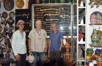 أعضاء الوفد المصري بمهرجان مكناس يقومون بجولة سياحية بالمدينة | صور