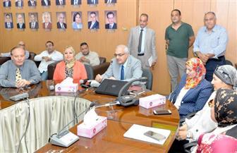 تشكيل لجنة لاختيار المرشحين لمنصب عميد كلية طب المنصورة