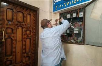 جهاز تنمية مدينة العبور يشن حملة لغلق الوحدات المخالفة بالمدينة  صور