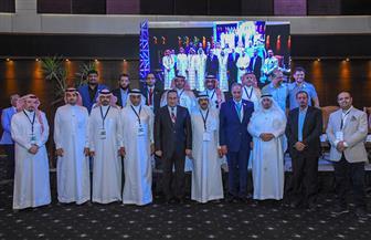 محافظ الإسكندرية يشارك في اجتماع وفد سعودي مع المطورين المصريين   صور