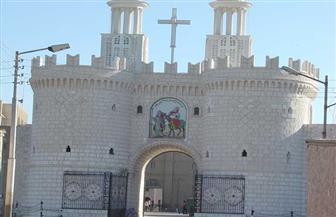 محافظ أسيوط يوجه بتوفير كافة سبل الدعم الممكنة لاحتفالات الدير المحرق|صورة