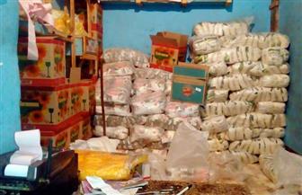 تحرير 115 قضية اتجار غير مشروع بالسلع التموينية خلال يومين