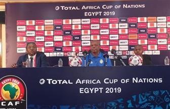 """المدير الفني لـ""""زيمبابوي"""": لم نلعب جيدا بسبب رهبة البداية وتأخرنا في التماشي مع المباراة"""
