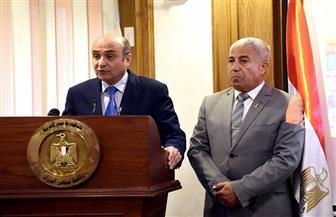 محافظ أسوان: لجنة وزارية تشرف على إجراءات تسليم تعويضات أهالي النوبة