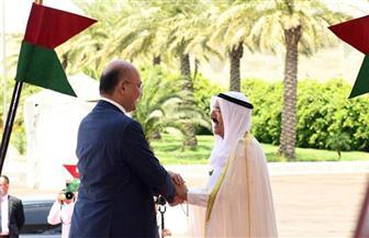 أمير الكويت يجدد حرص بلاده علي مساندة جهود إعمار العراق