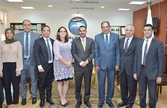 """رئيس """"مستقبل وطن"""" يناقش مع سفيرة كوبا بالقاهرة سبل التعاون الثنائي"""