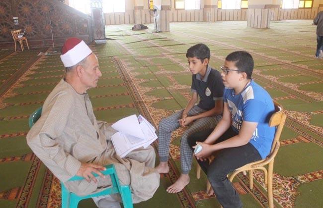 جهاز  مدينة السادات  ينظم مسابقة لحفظ القرآن الكريم بمشاركة 700 متقدم   صور -
