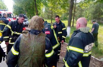 ارتفاع عدد مصابي انفجارات مصنع ذخيرة في روسيا إلى 85 شخصا