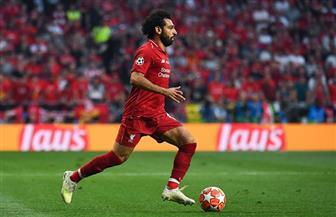 في مباراته رقم 41.. صلاح يساهم بـ 60 هدفا في الدوري الإنجليزي