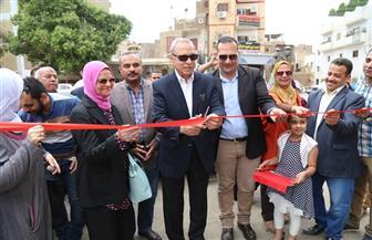 رئيس جامعة الإسكندرية يفتتح مركزا لتدريب النانو تكنولوجي