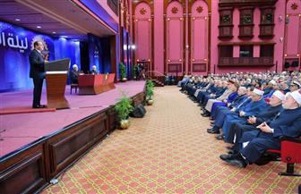 الرئيس السيسي: يجب نكون أمناء على ديننا قبل أن نكون أمناء على دين الآخرين