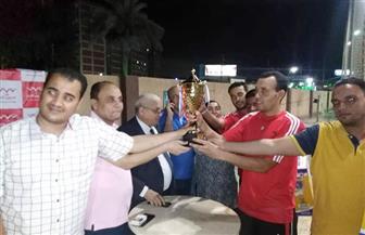 """المصريين الأحرار بأسيوط يكرم الفائزين في دوري """"شبابنا ثروتنا"""""""