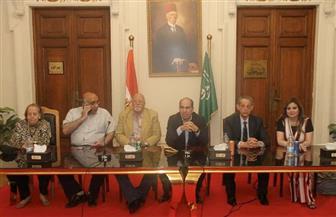 حزب الوفد يحتفل مع الأيتام بمناسبة عيد الفطر المبارك