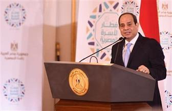 السيسي: مصر لن توافق على أي شيء لا يريده الفلسطينيون