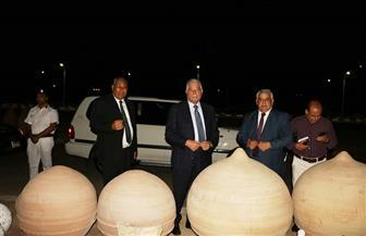 """""""في جولة ليلية"""".. محافظ جنوب سيناء: نسعى لعودة """"رأس كينيدي"""" للخريطة السياحية"""
