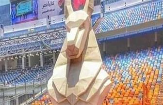 """تعرف على سبب اختيار الإله """"أنوبيس"""" لافتتاح بطولة الأمم الإفريقية"""