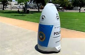الروبوت الضابط يكافح الجريمة في كاليفورنيا |فيديو
