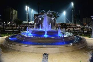 الإسكندرية تتزين لاستقبال بطولة كأس الأمم الإفريقية   صور