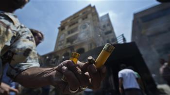"""حتى لا ننسى جرائمهم.. حين أمطر """"الإخوان"""" المتظاهرين أمام مكتب الإرشاد بالرصاص"""