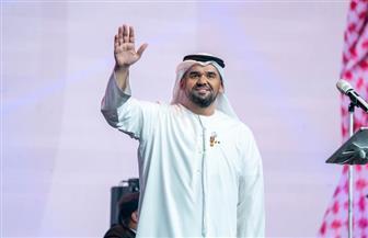 """حسين الجسمي يصف حفله بالسعودية بـ""""الاستثنائي""""  صور"""