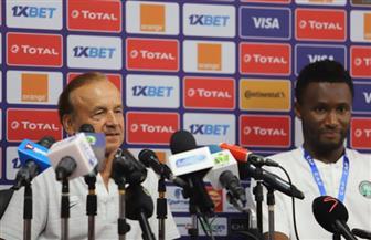 مدرب نيجيريا: مواجهة بوروندي هي الأصعب.. ومحظوظ باللعب في مجموعة الإسكندرية
