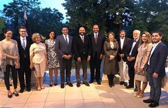 سفارة مصر بصربيا تستضيف لقاء لكبار الأساتذة في جراحات الأطفال وممثلي كبار المؤسسات الطبية في بلجراد