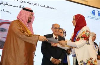 ١٧ باحثا من ٧ دول عربية يفوزون بجائزة الملك عبدالعزيز للبحوث العلمية في قضايا الطفولة والتنمية| صور