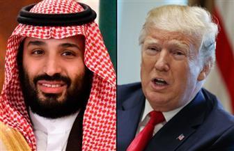 ولي العهد السعودي يتلقى اتصالا هاتفيا من الرئيس الأمريكي للاطمئنان على صحة الملك سالمان