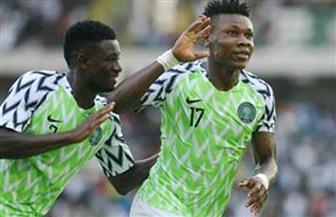 استقرار الحالة الصحية للاعب منتخب نيجيريا بعد إصابته بتوقف في عضلة القلب