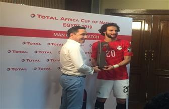 محمود علاء: إقامة البطولة على أرضنا حافز لنا وهدفنا تحقيقها