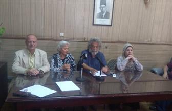 """""""الأطباء"""" تبدأ مؤتمرها الصحفي لكشف تفاصيل أزمة الدفعتين الأولى والثانية للبورد المصري"""