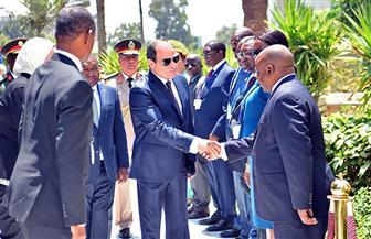 """رئيس """"مصر الثورة"""": زيارة رئيس موزمبيق تشير لقوة دور مصر الإفريقي"""