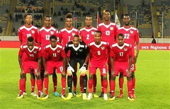 ستيفانوس لاعب نامبيا: مستعدون بشكل جيد لمواجهة المغرب وتوقعاتنا كبيرة
