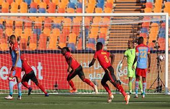 أوكوي يفوز بجائزة أفضل لاعب في مباراة الكونغو وأوغندا