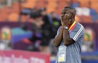 مدرب الكونغو الديمقراطية: أوغندا استحقت الفوز ومواجهة مصر ستكون صعبة