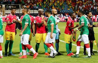 تشكيل منتخبي مدغشقر وغينيا بالجولة الأولى من بطولة أمم إفريقيا