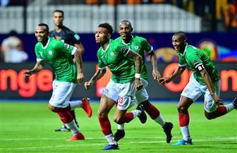 أنيسيت أبيل يحرز الهدف الأول لمدغشقر فى تاريخ مباريات أمم إفريقيا