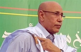 محمد الغزواني يعلن فوزه فى الانتخابات الرئاسية الموريتانية