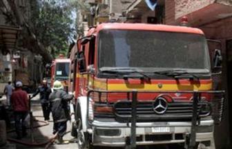 حريق يلتهم محتويات منزل في المحلة الكبرى بسبب ماس كهربائي