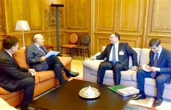 مصر تتقدم بطلب إبرام برنامج مع منظمة التعاون الاقتصادي والتنمية OECD | صور