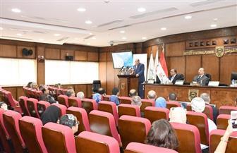 محيي الدين: فرص استثمارية واعدة لمشاركة القطاع الخاص بالوطن العربي | صور