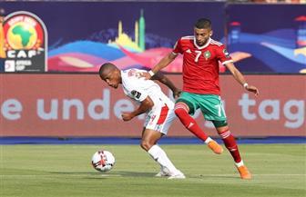 20 دقيقة من الشوط الثاني.. التعادل السلبي مازال مسيطرا على مباراة المغرب وناميبيا