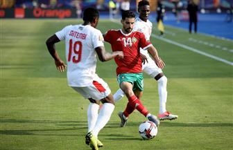 المغرب تتقدم على ناميبيا بهدف عكسي